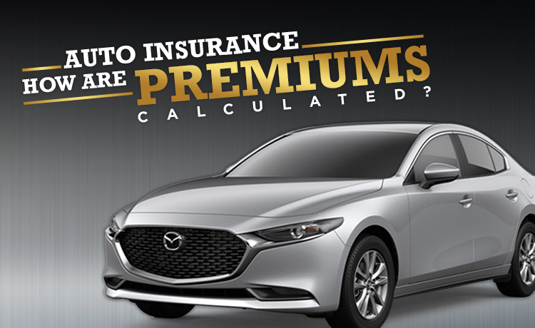 How Are Auto Insurance Premiums Calculated?