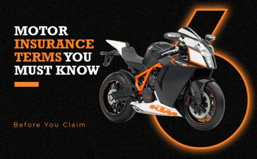 6 Motor Insurance Terms You Must Know Before You Claim Blog Featured Image