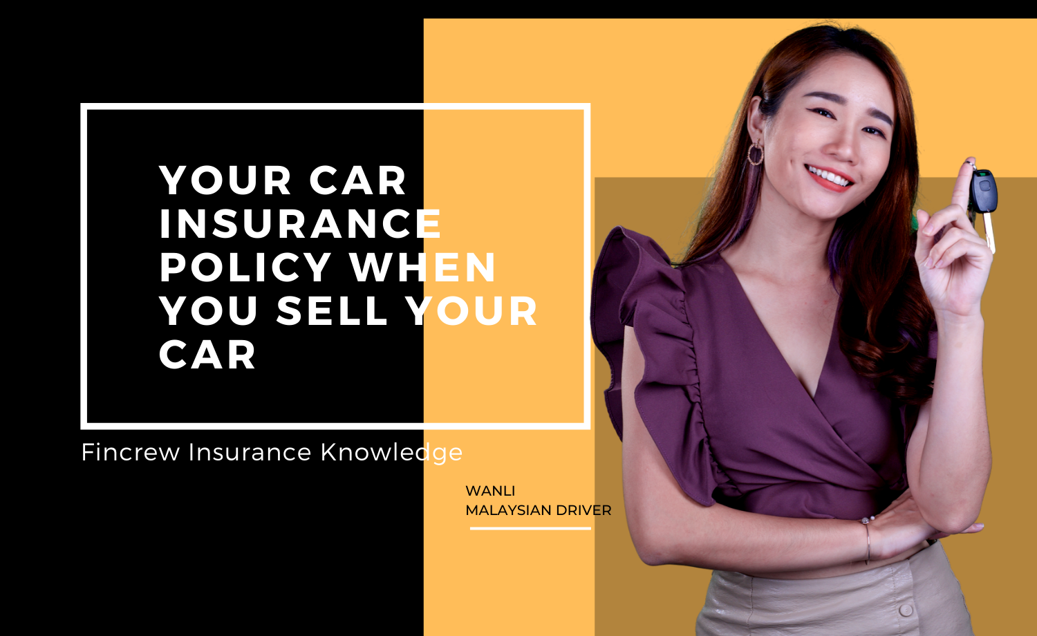 Your Car Insurance Policy When You Sell Your Car Blog Featured Image