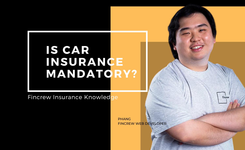 Is Car Insurance Mandatory Blog Featured Image