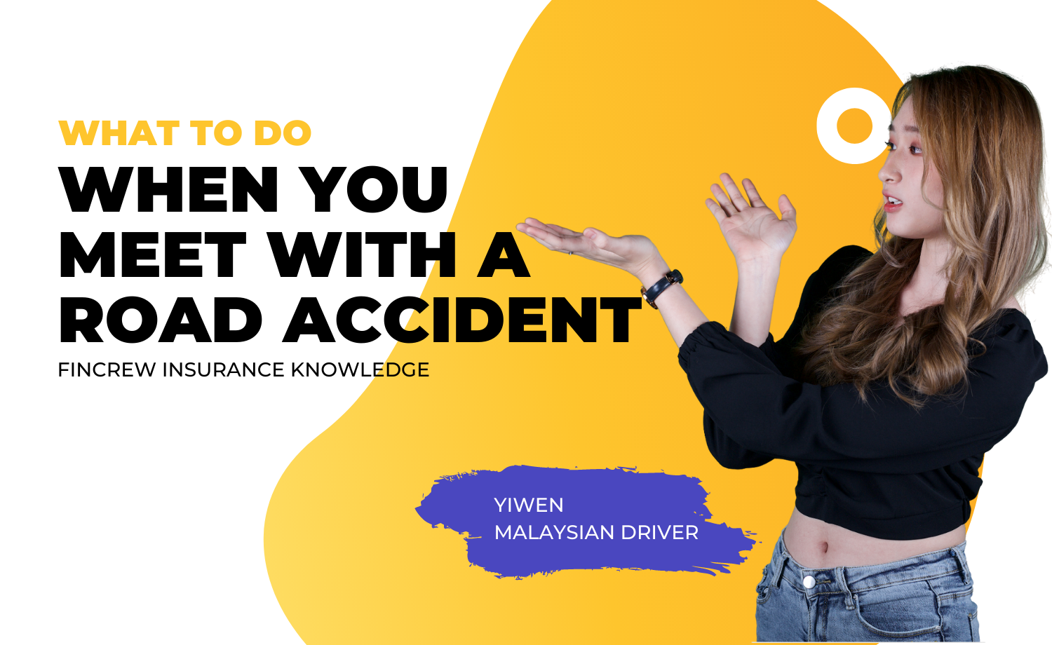 Procedure To Follow When You Meet With A Road Accident Blog Featured Image