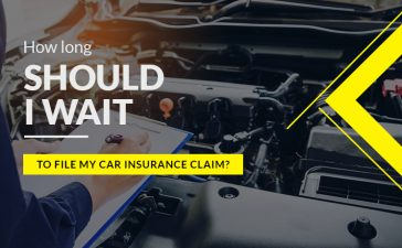 How long Should I wait to file my car insurance claim Blog Featured Image