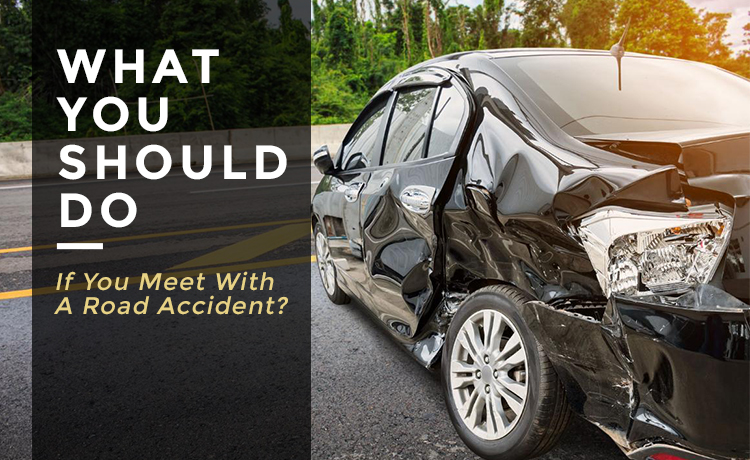 What You Should Do If You Meet With A Road Accident blog featured image
