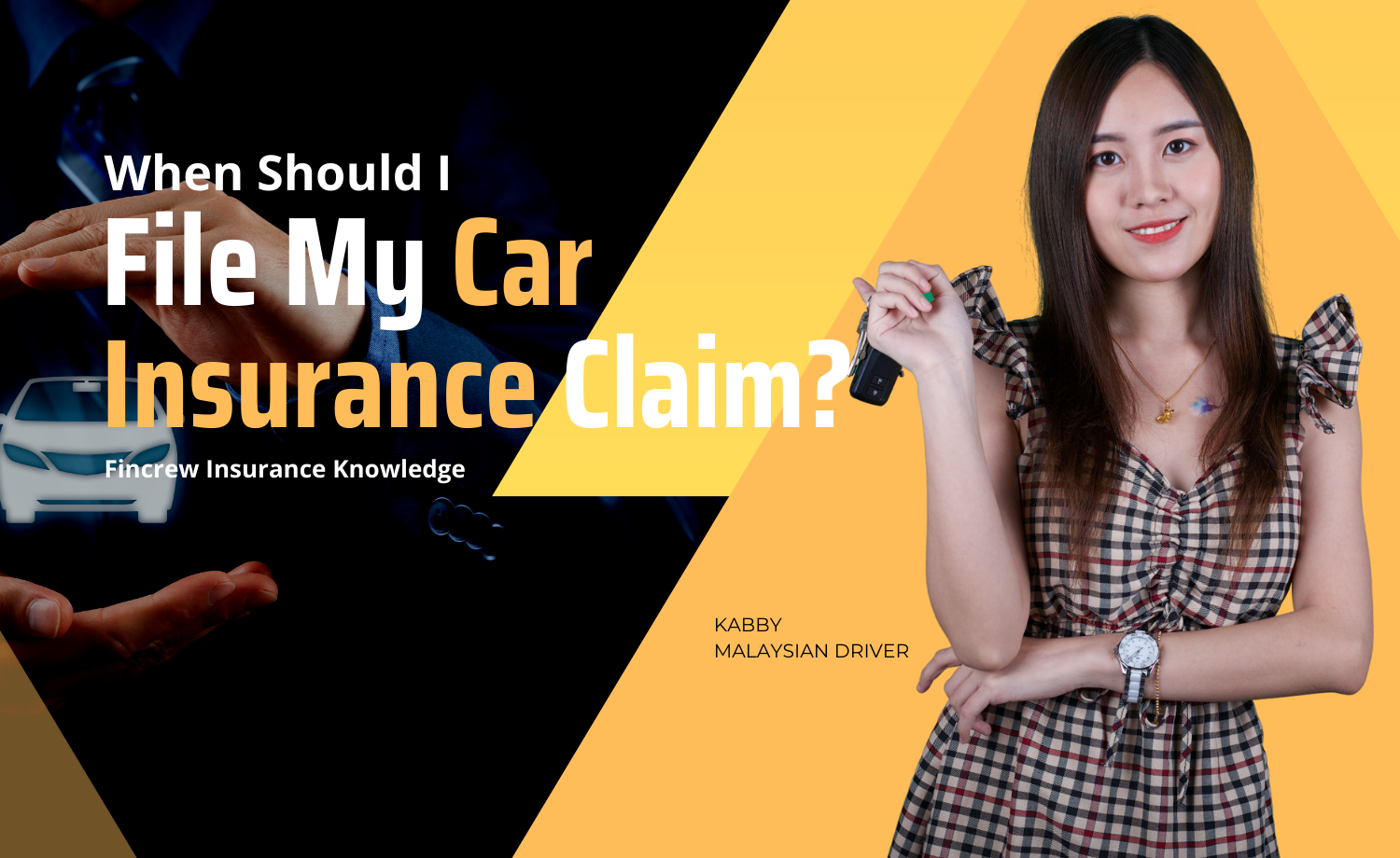 When Should I File My Car Insurance Claim Blog Featured Image