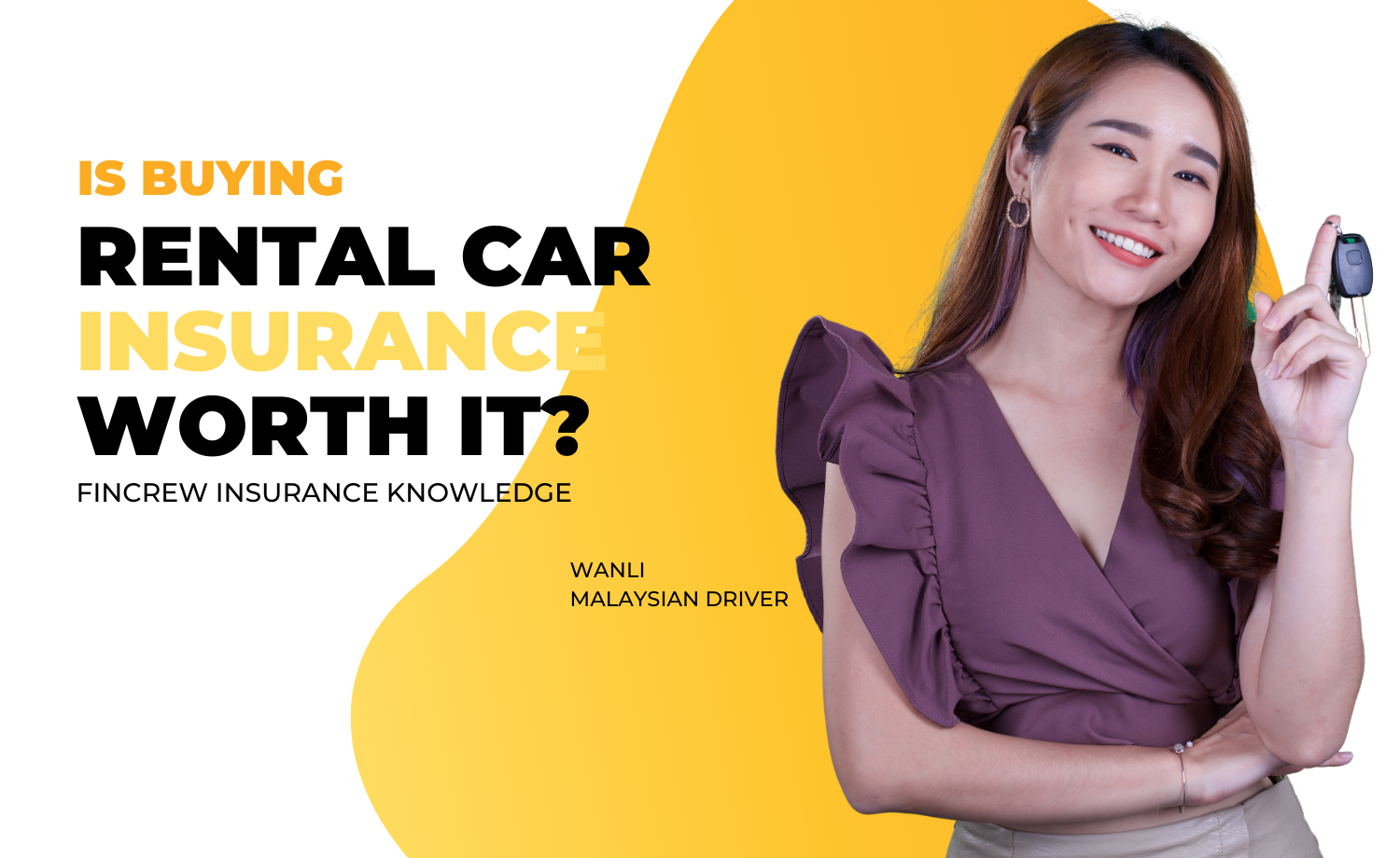 Is Rental Car Insurance Worth It Blog Featured Image