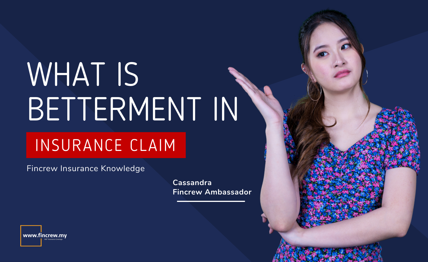 Betterment In Insurance Claim Blog Featured Image