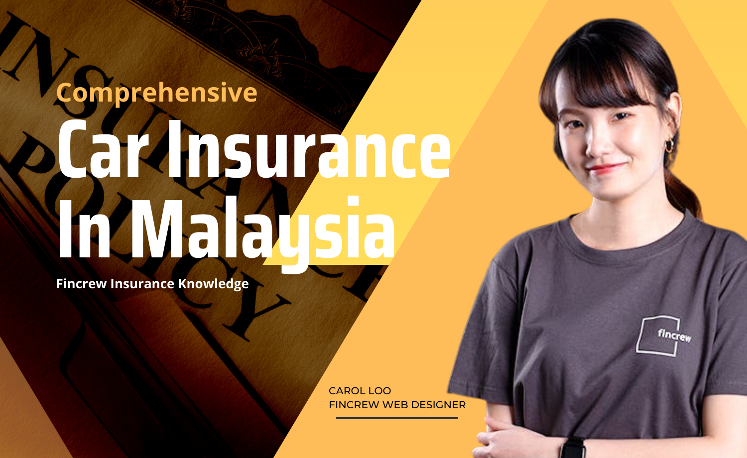 Comprehensive Car Insurance In Malaysia Blog Featured Image