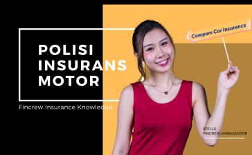 Polisi Insurans Motor Blog Featured Image