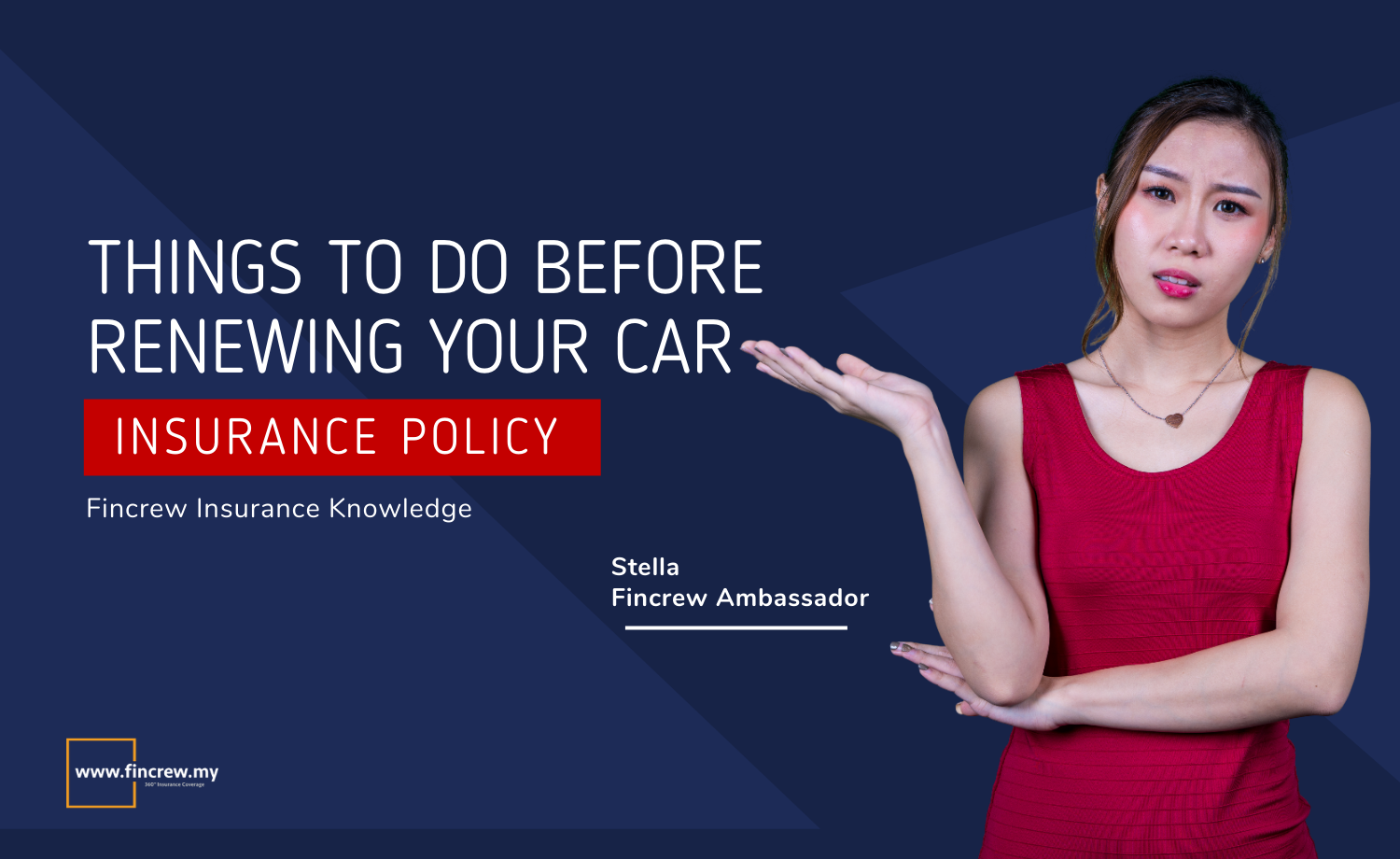Things To Do Before Renewing Your Car Insurance Policy Blog Featured Image