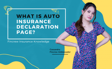 Auto Insurance Declaration Page Blog Featured Image