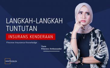 Tuntutan Insurans Kenderaan Blog Featured Image