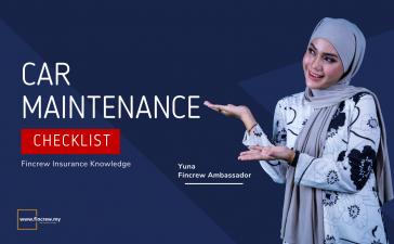 Car Maintenance Checklist Blog Featured Image