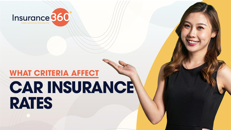 Criteria That Affect Car Insurance Rates Blog Featured Image