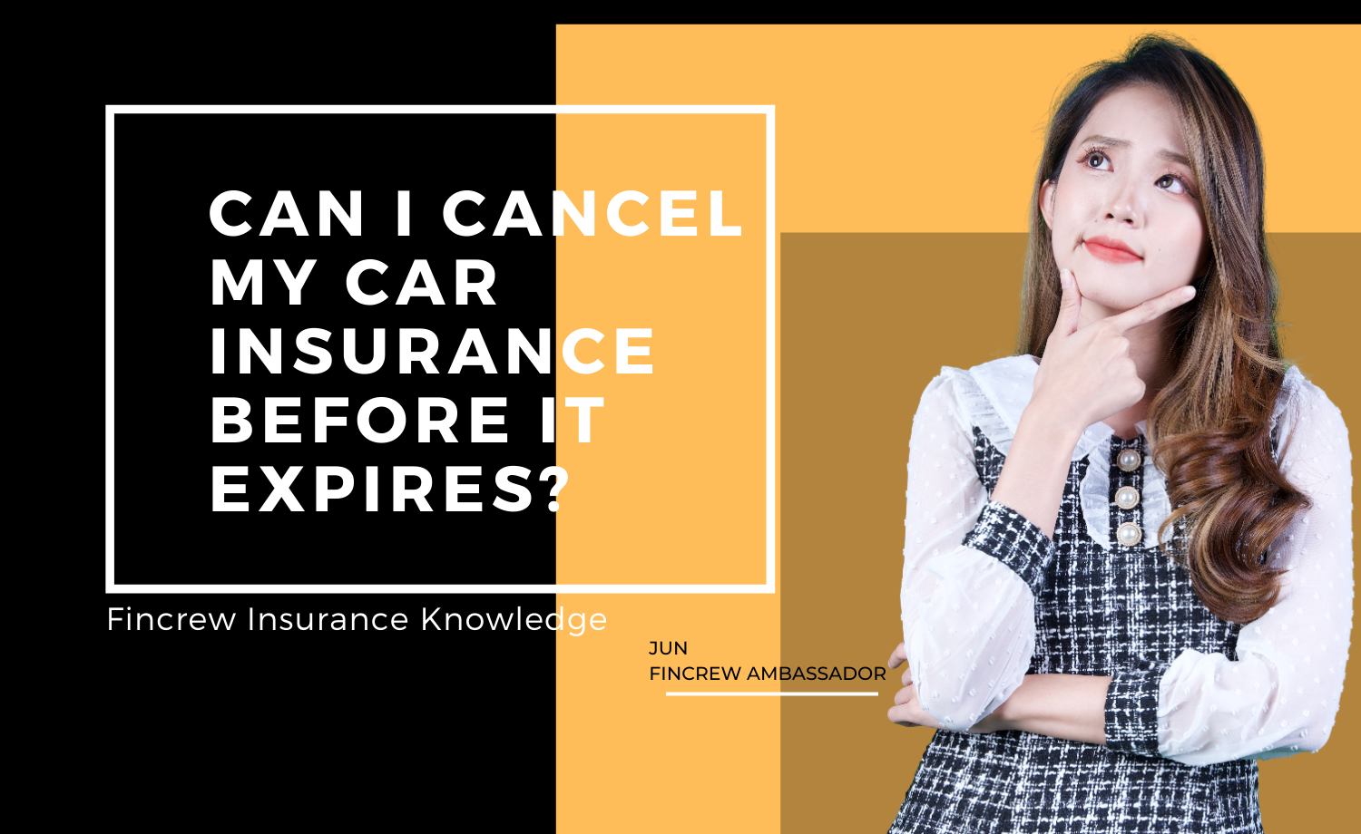 Can I Cancel My Car Insurance Before It Expires Blog Featured Image