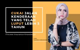 Cukai Jalan Kenderaan Yang Telah Luput Lebih 3 Tahun Blog Featured Image
