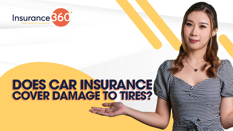 Does Car Insurance Cover Damage To Tires Blog Featured Image
