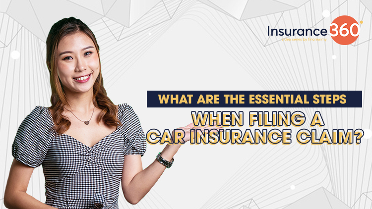 Essential Steps When Filing A Car Insurance Claim Blog Featured Image